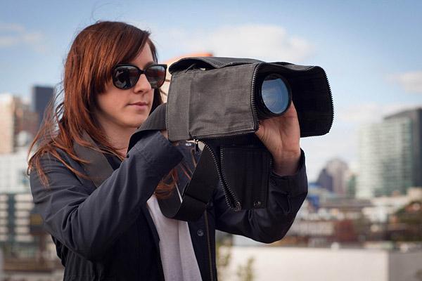 Cloak Camera Bag