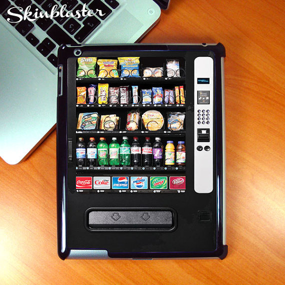 Vending Machine case for iPAD 2