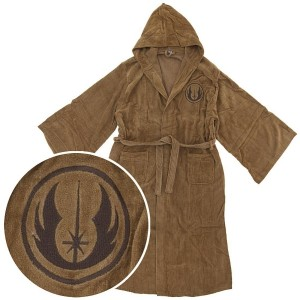 Star Wars Jedi Terry Velour Bath Robe