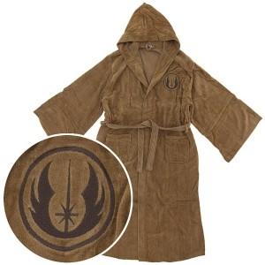 Star Wars Jedi Terry Velour Bath Robe