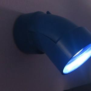 Large Super Mario Bros Warp Pipe Lamp