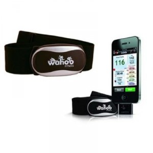 Wahoo Fitness ANT+ Soft Heart Rate Strap