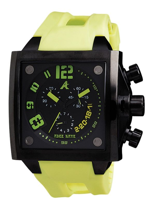 Adee Kaye Men's Persona Collection Watch