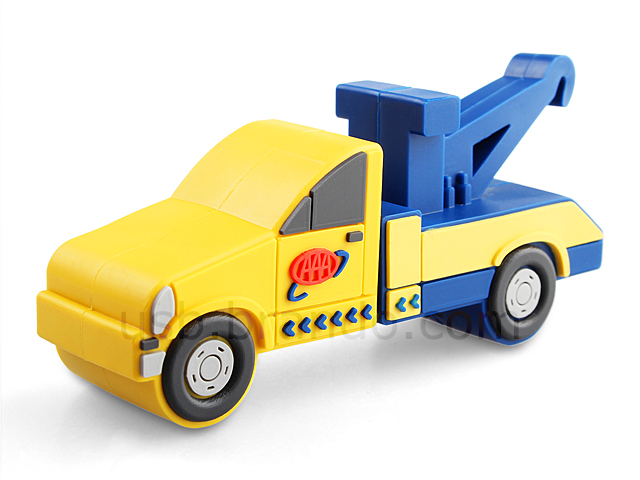 USB Tow Truck Flash Drive