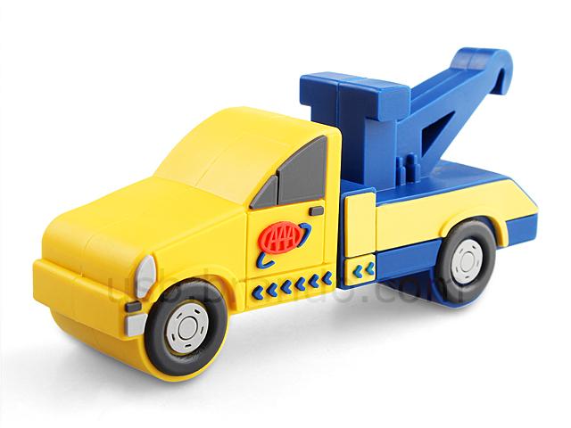 USB Tow Truck Flash Drive