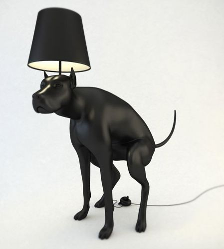 The dog Lamp