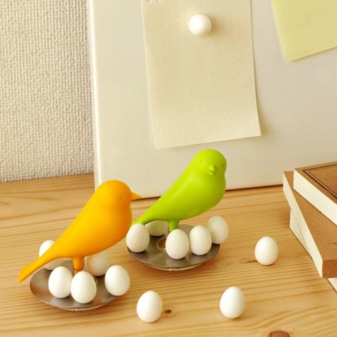 Sparrow Egg Magnet