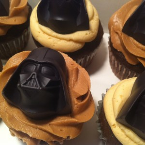 Darth Vader Chocolates