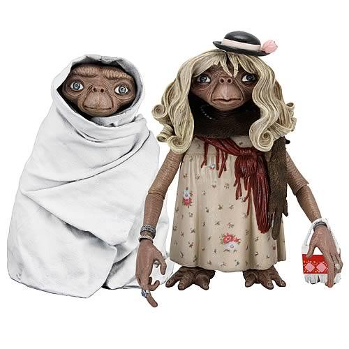 E.T. Series 1 Action Figure Case
