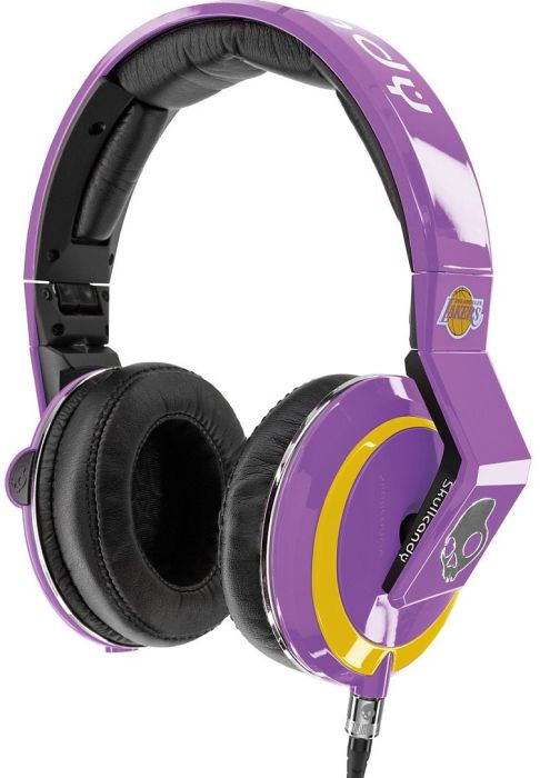 Nba Mix Master Over-Ear Headphones In Lakers