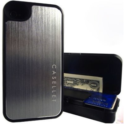 CASELLET - Ultimate iPhone 4/4S Wallet Case