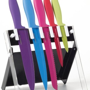 6-Piece Resin Knife Set