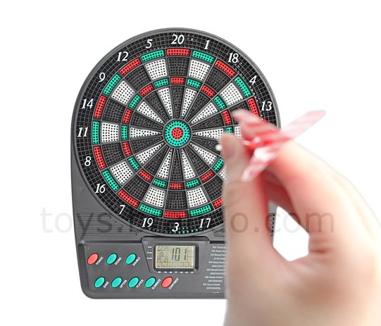 LUXURY Electronic Dartboard