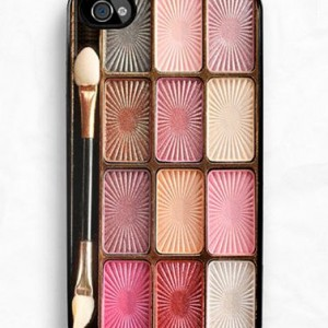 Eyeshadow Makeup Set iPhone 4s & 4 Case