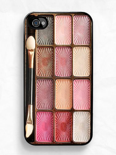 Makeup Set iPhone 4s & 4 Case