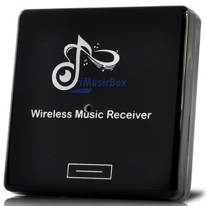 Bluetooth Music Receiver for iPod/iPhone Sound Dock and Home Stereo