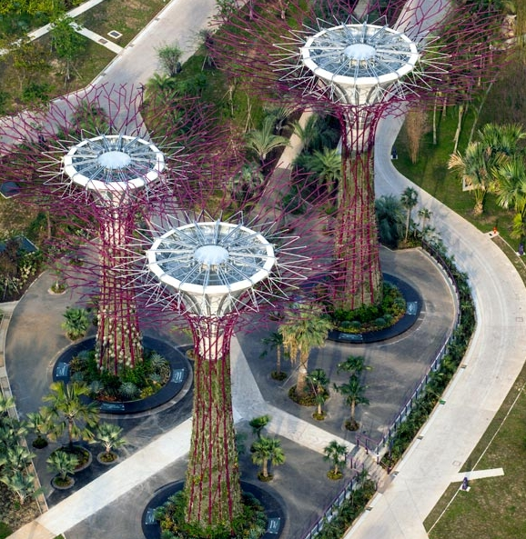 Solar Supertrees