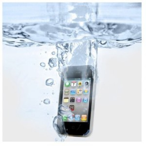 iPhone 4/4S Liquid Shield Waterproof Case