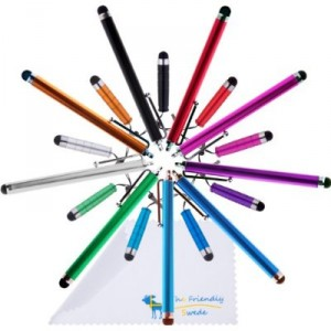 18 Colorful Stylus Universal Touch Screen Pen