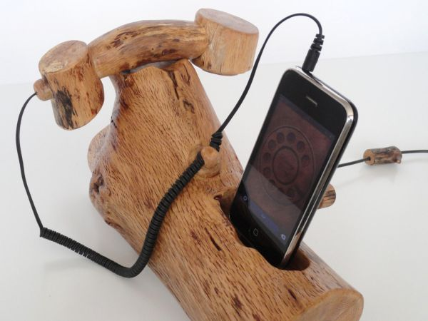 iPhone / iPod – phone headset and dock all in one