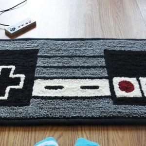 Nintendo Controller Rug