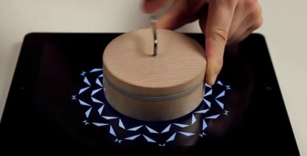 Music boxes for the iPad