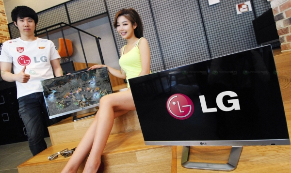 LG releases a new 3D TV Monitor