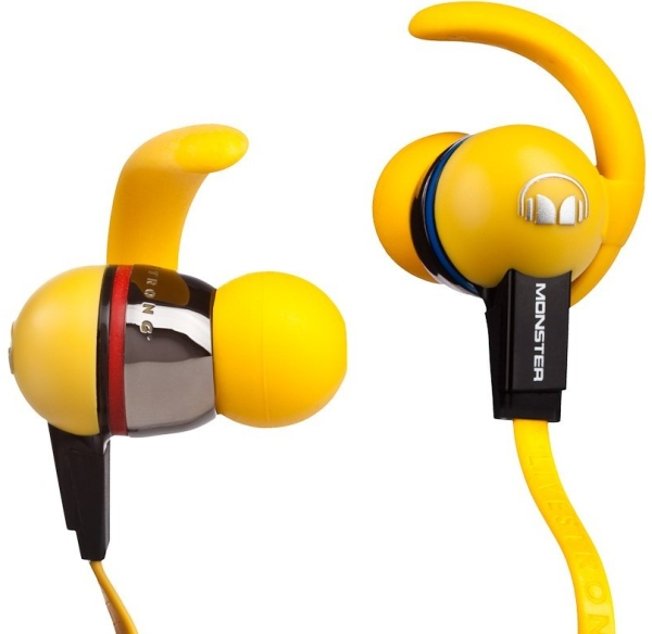 Monster iSport In-Ear Headphones