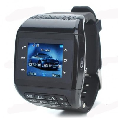 Dual Sim Card Dual Standby Q8 Watch Cell Phone Mobile