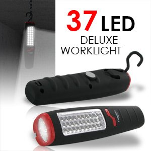 37 LED Deluxe Worklight