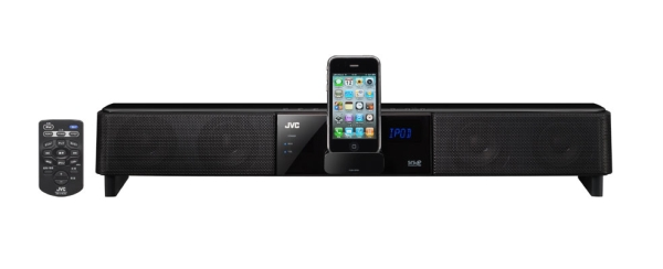 JVC TH-LB2 Home Theater Sound System for iPod