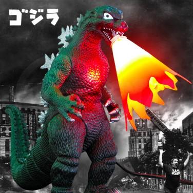 Godzilla Lamp