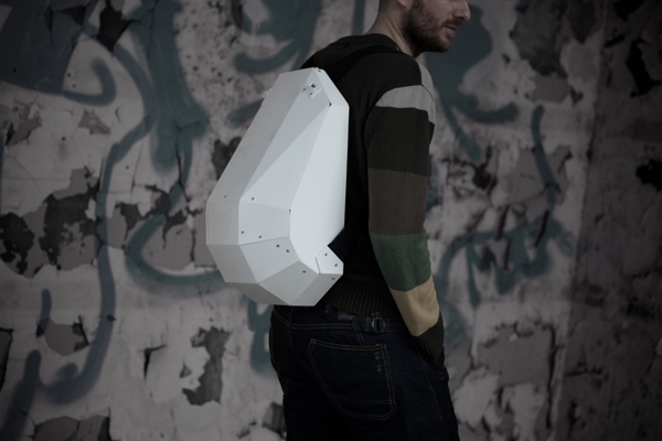The futuristic bag