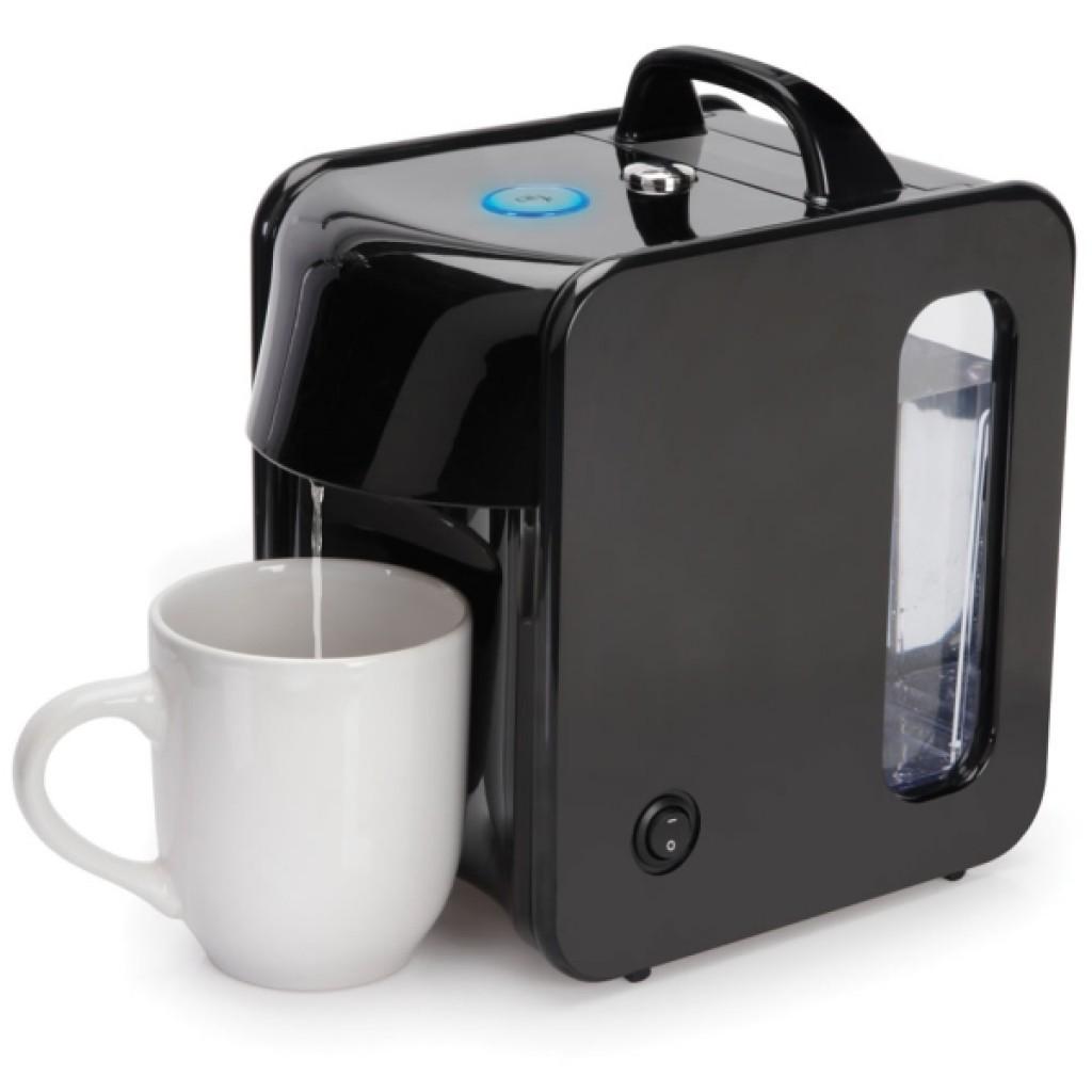 Has Instant hot water dispenser speaking