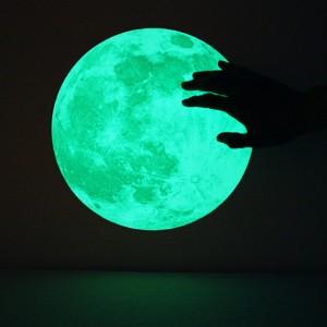 moonlight wall-sticker