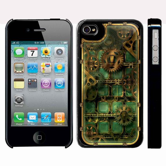 Steampunk iphone 4s Case