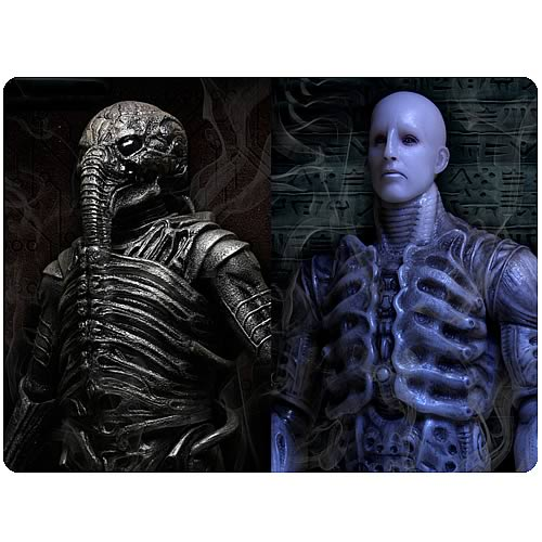 Prometheus Action Figure Series 1 Set