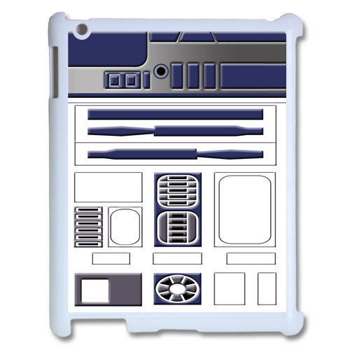 R2D2 Star Wars iPad 3 Case