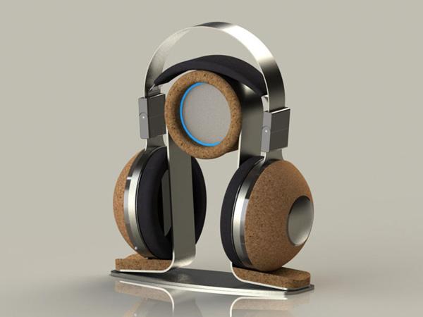 Corky Headphones