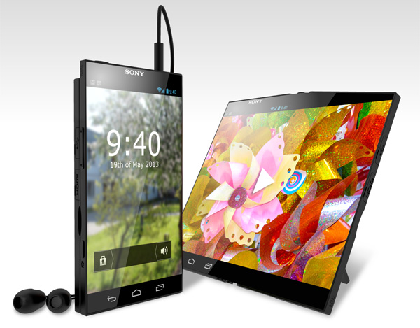 Pocket Tablet Concept