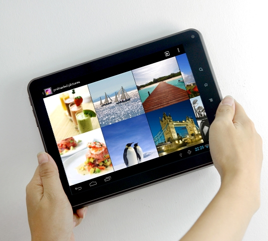"Android 4.0 Tablet PC ""Nextbook Premium 8"""
