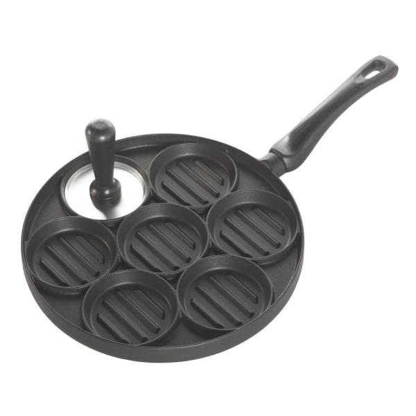 Nordic Ware Burger Bites Grill Pan