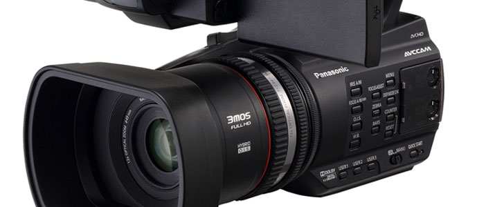 Panasonic Camera Recorder AG-AC90