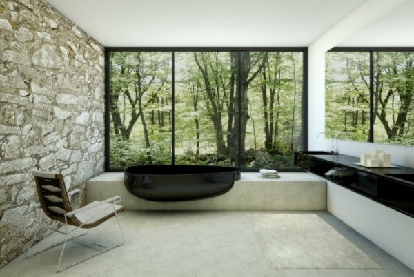 Sleek Bathrooms