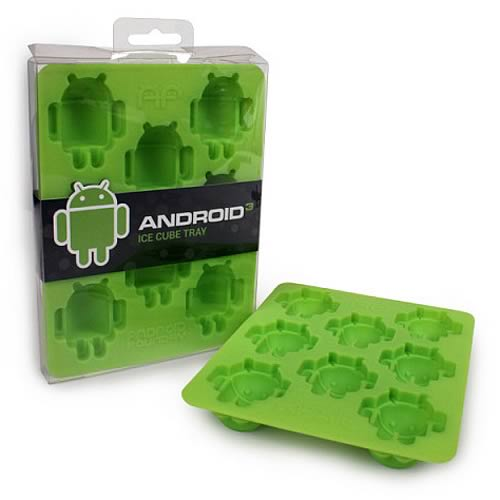 Google Android Ice Cube Tray