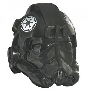 tar Wars TIE Fighter Collector's Helmet
