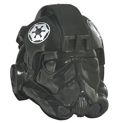 tar Wars TIE Fighter Collector's Helmet
