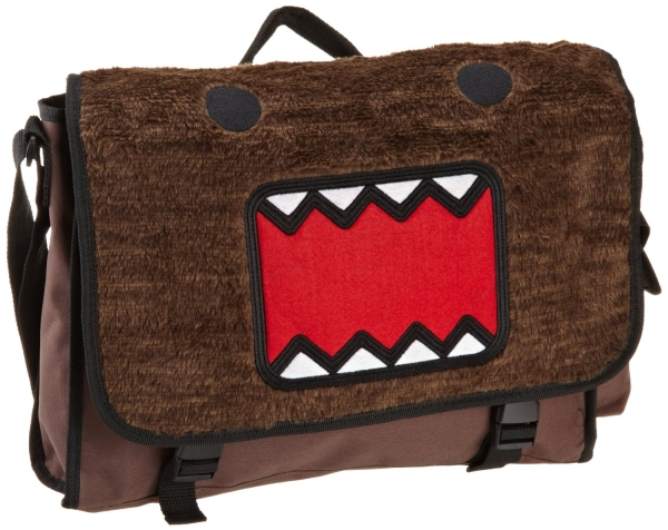 Domo Men's Canvas Messenger Bag