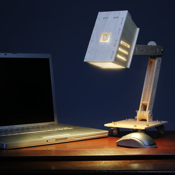 DIY Classic Desk Lamp