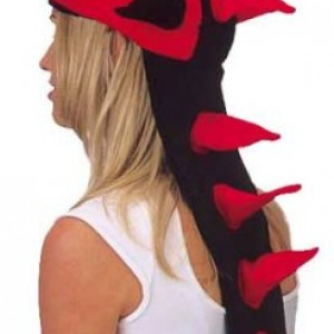 Adult's Dragon Costume Hat